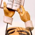 """Preacher's Hands"""