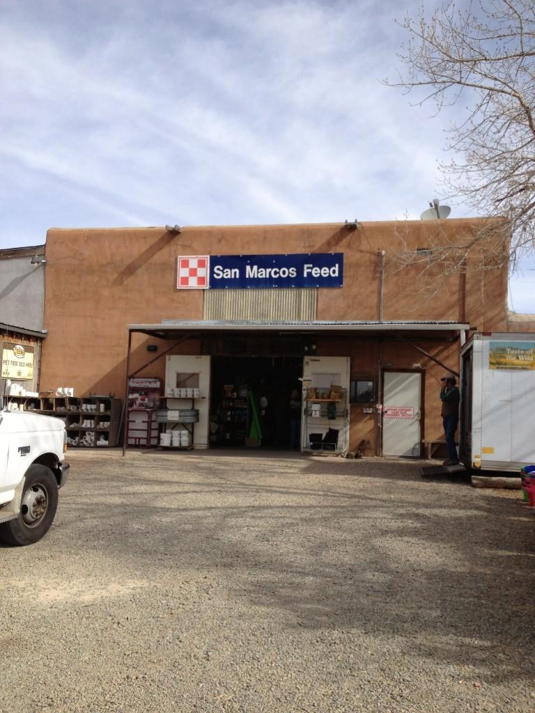 San Marcos Feed