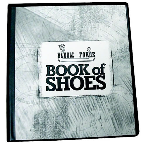 book of shoes