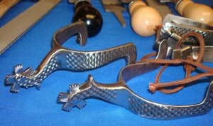 forged farrier work