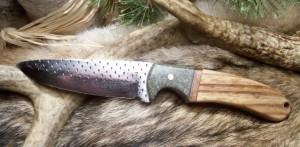 Rasp knife